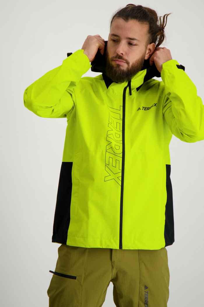 adidas Performance Terrex Gore-Tex® Paclite Herren Outdoorjacke 1