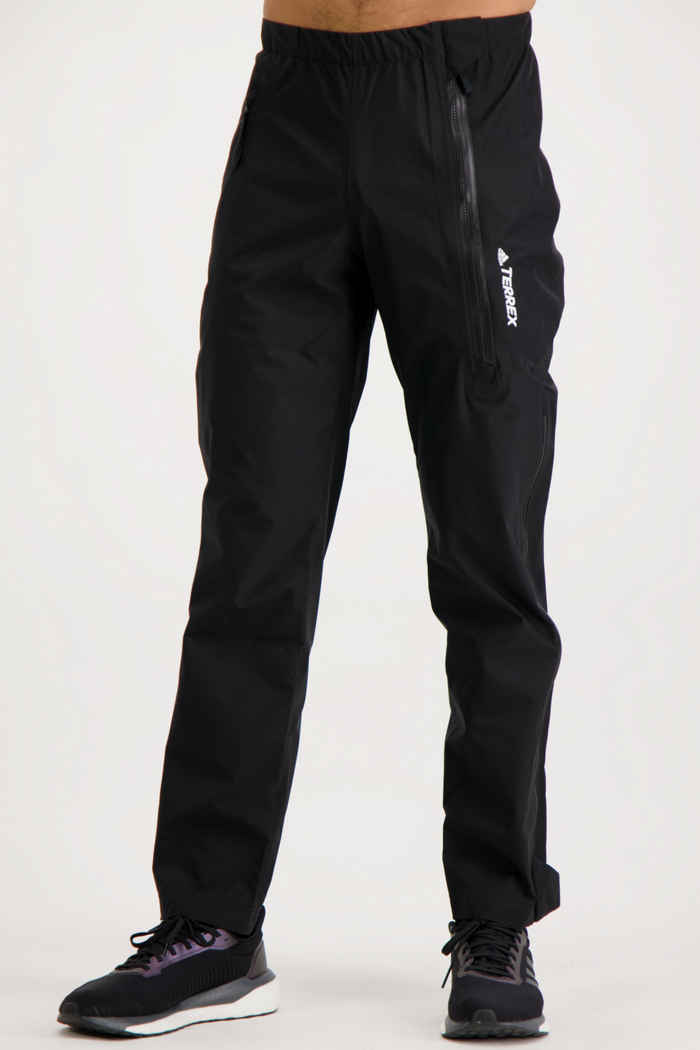 adidas Performance Terrex Gore-Tex® Paclite Herren Regenhose 1