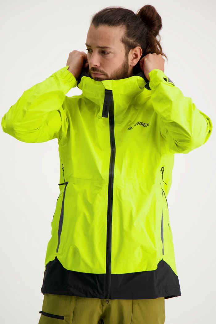 adidas Performance Terrex Myshelter Gore-Tex® veste outdoor hommes 1