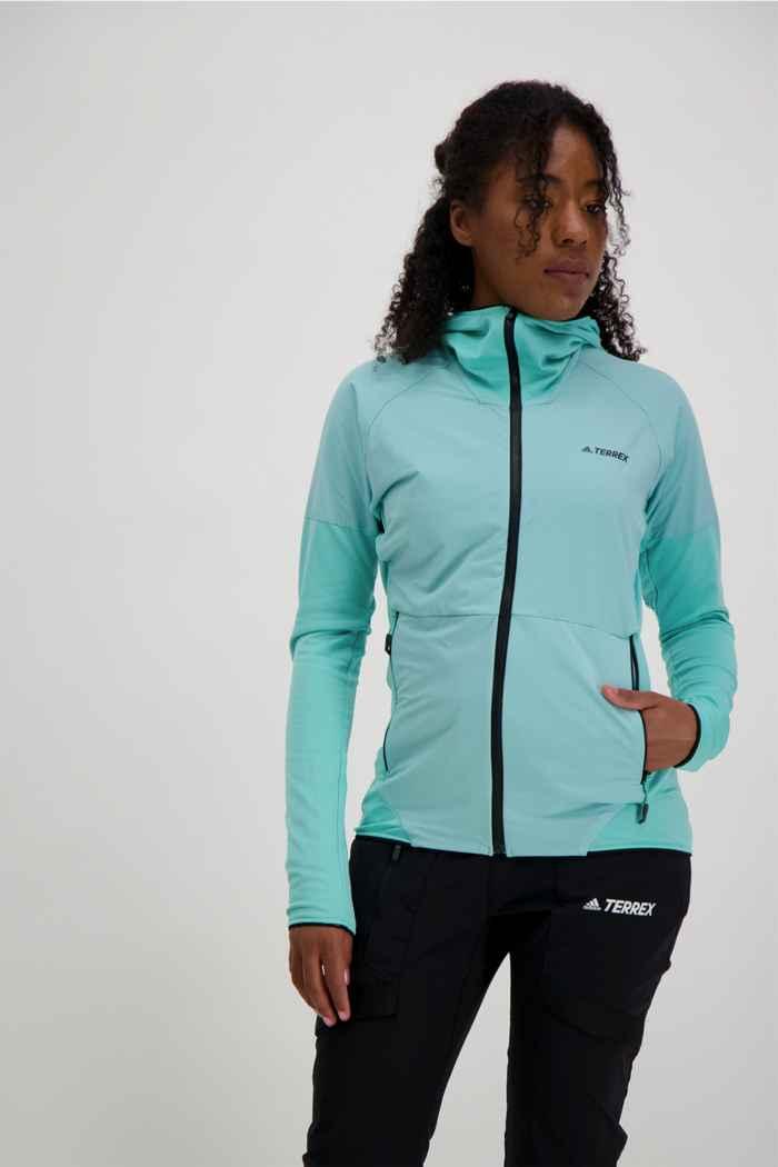 adidas Performance Terrex Skyclimb Fleece Damen Midlayer 1