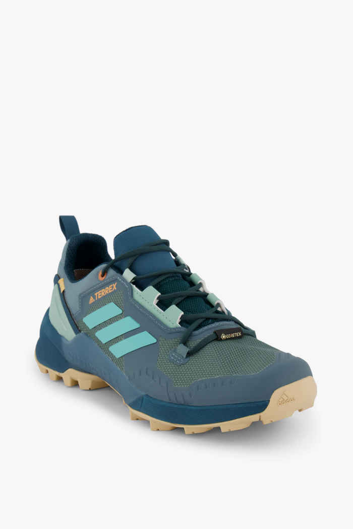 adidas Performance Terrex Swift R3 Gore-Tex® Damen Trekkingschuh Farbe Blau 1