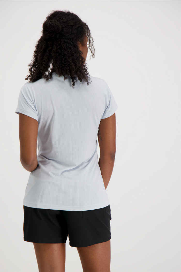 adidas Performance Terrex Tivid Damen T-Shirt Farbe Blau 2