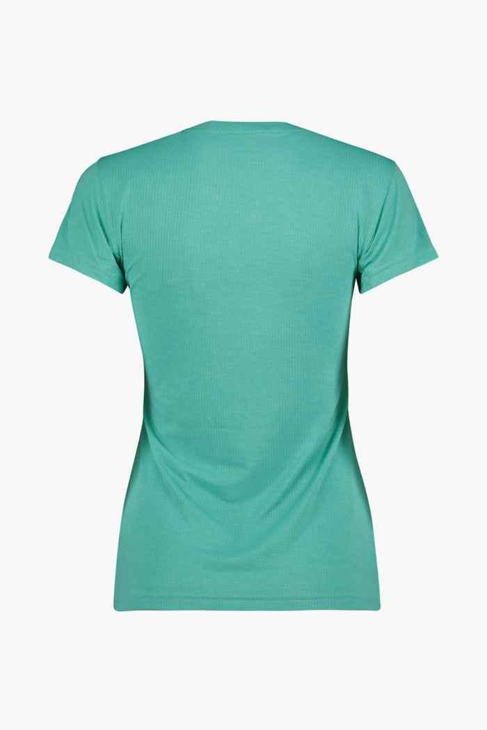 adidas Performance Terrex Tivid t-shirt donna Colore Verde 2