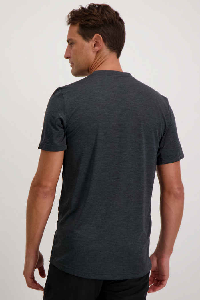 adidas Performance Terrex Tivid t-shirt hommes Couleur Anthracite 2