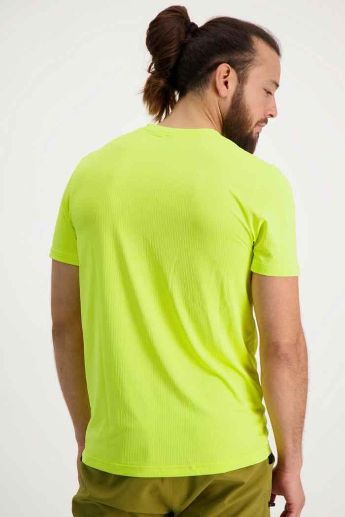 adidas Performance Terrex Tivid t-shirt hommes Couleur Jaune 2