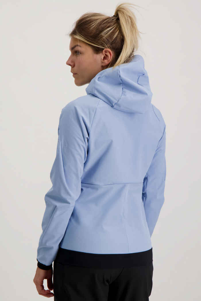 adidas Performance Terrex Ultimate Hooded Damen Midlayer 2