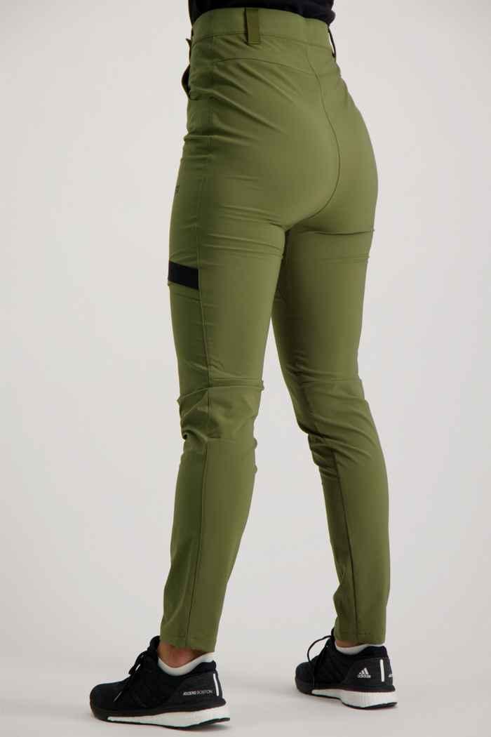adidas Performance Terrex Zupahike Damen Wanderhose Farbe Olive 2