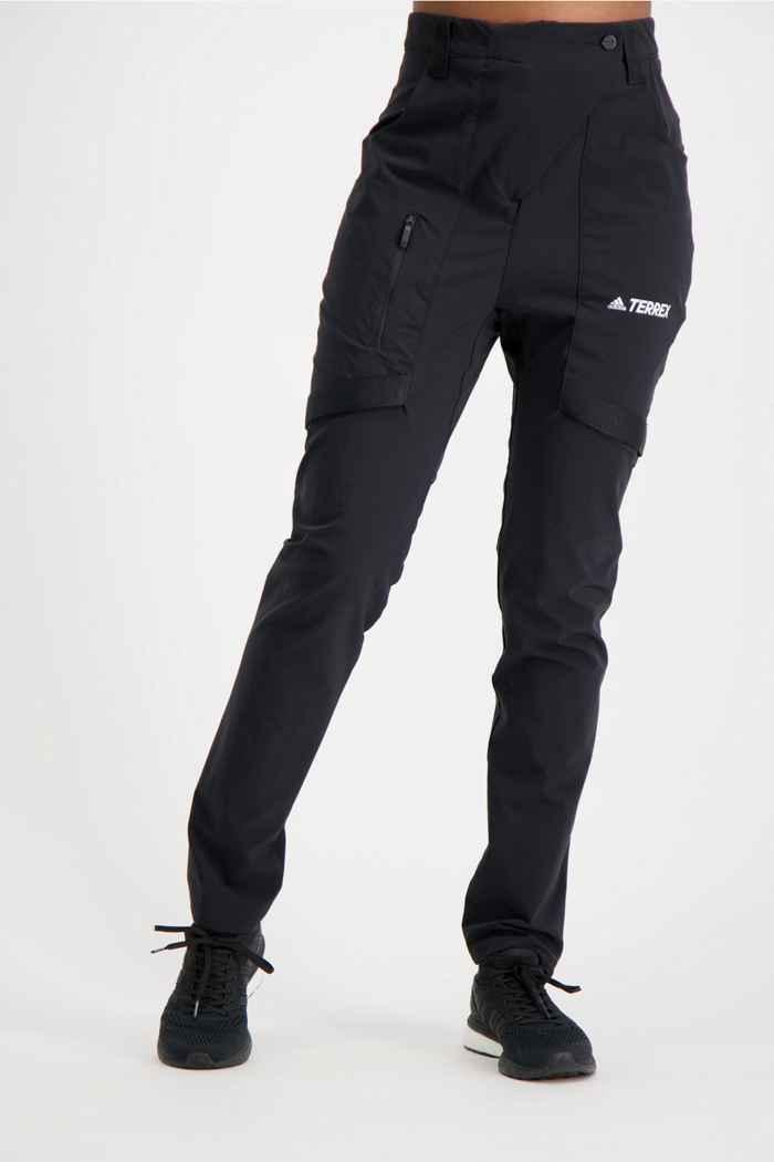 adidas Performance Terrex Zupahike Damen Wanderhose Farbe Schwarz 1