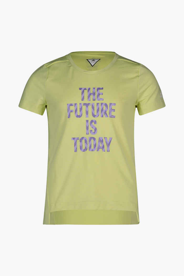 adidas Performance The Future Today t-shirt filles 1