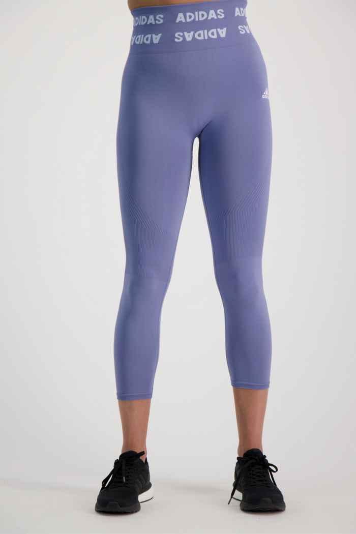 adidas Performance Training Aeroknit High-Rise tight 7/8 femmes 1