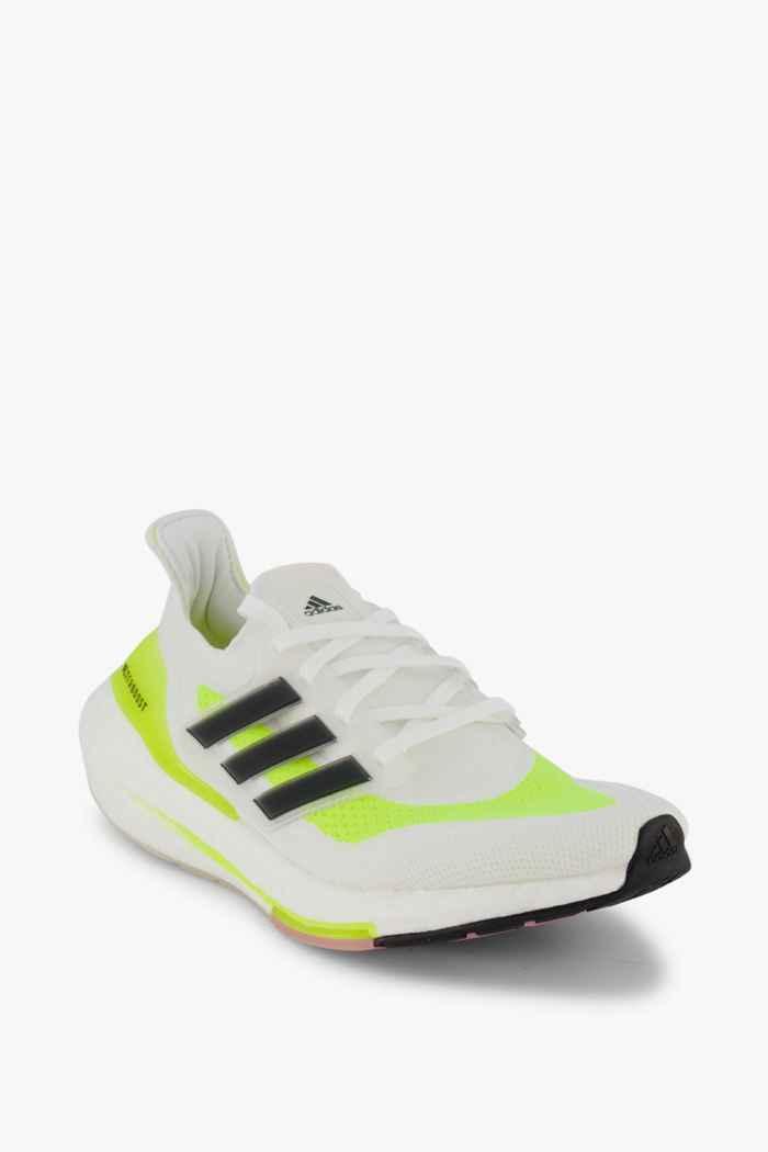 adidas Performance Ultraboost 21 Herren Laufschuh Farbe Schwarz-weiß 1