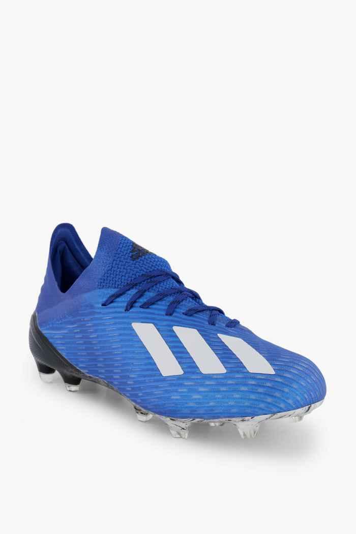 adidas Performance X 19.1 FG scarpa da calcio uomo 1