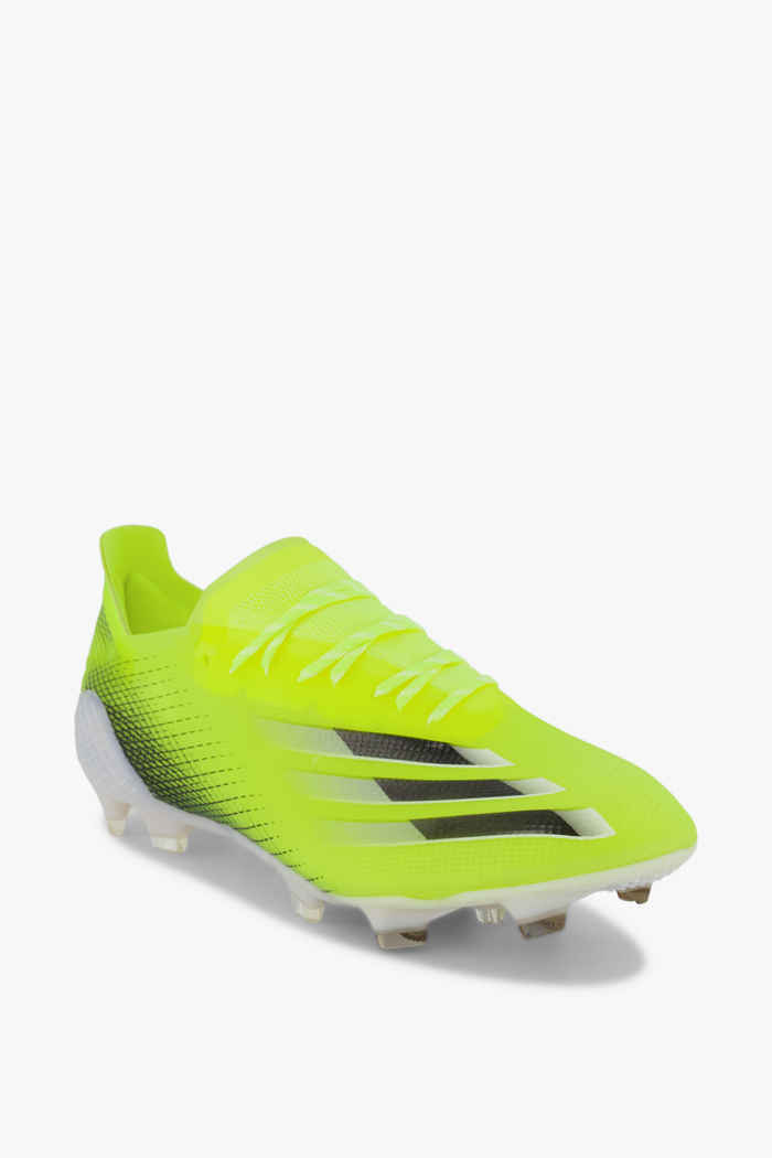 adidas Performance X Ghosted.1 FG Herren Fussballschuh Farbe Gelb 1