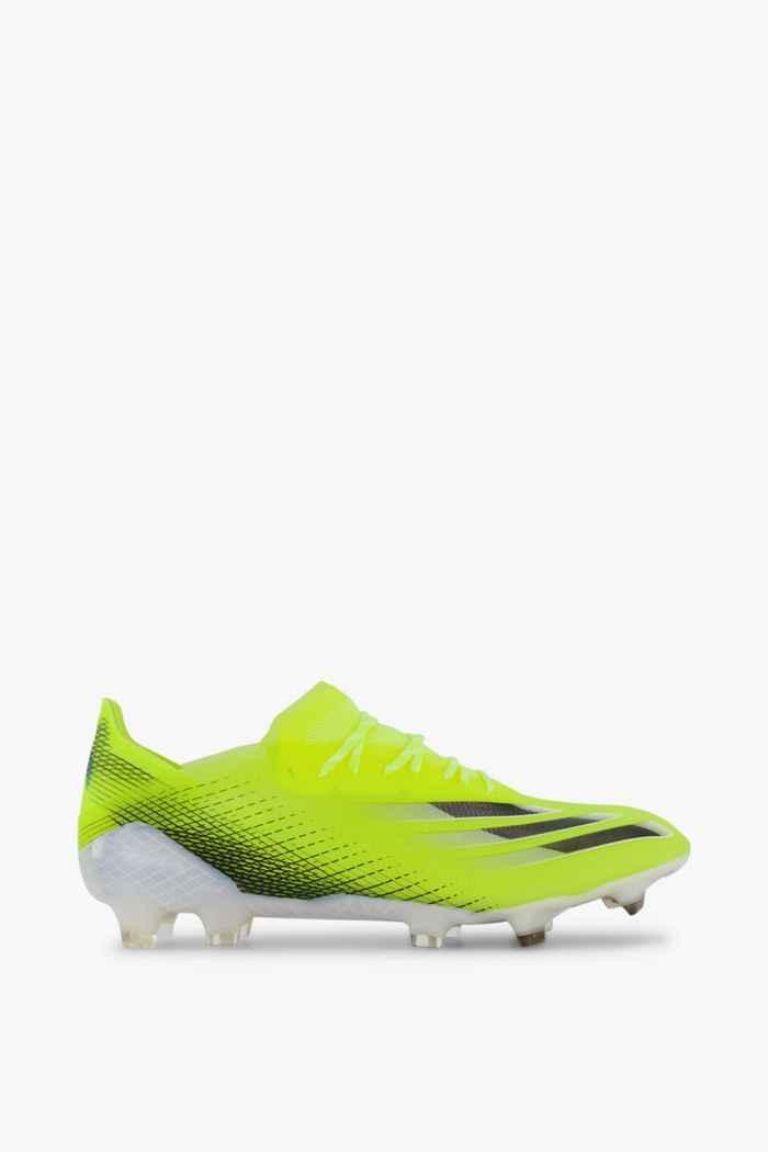 adidas Performance X Ghosted.1 FG Herren Fussballschuh Farbe Gelb 2