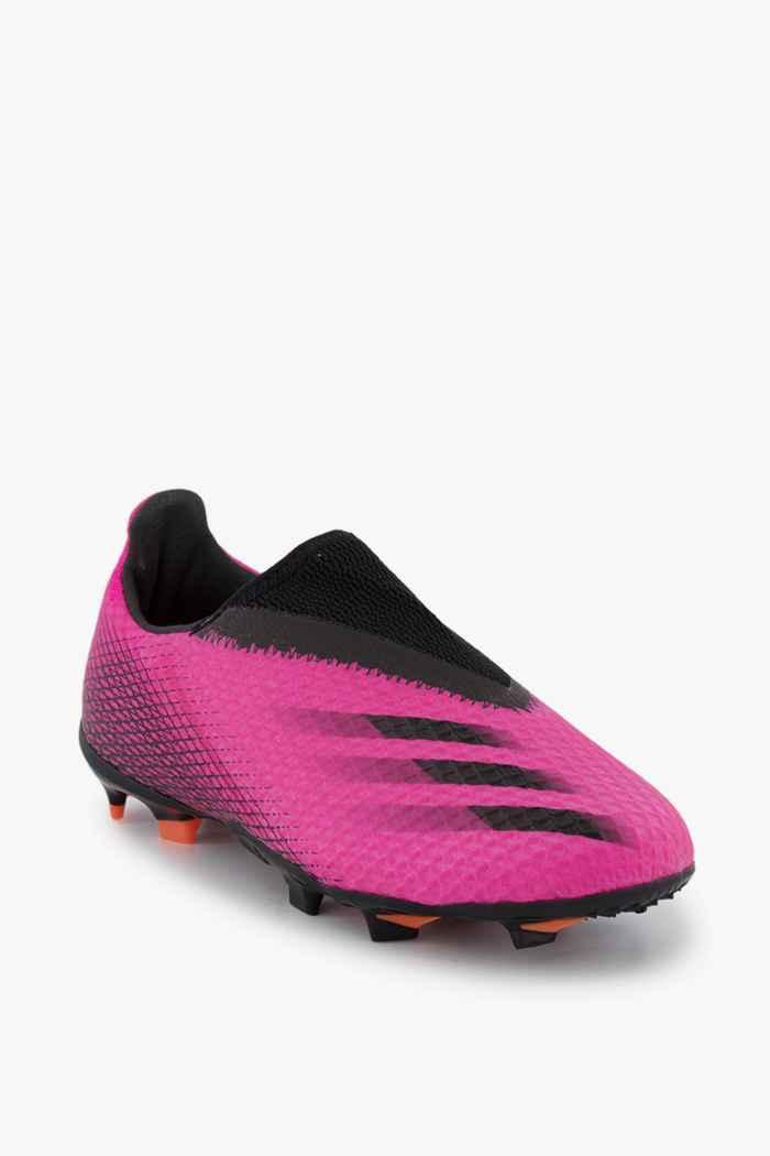 adidas Performance X Ghosted.3 LL FG chaussures de football enfants 1