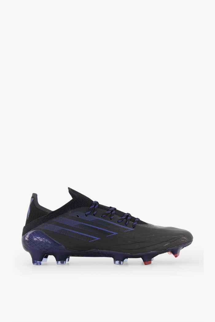 adidas Performance X Speedflow.1 FG chaussures de football hommes Couleur Noir 2