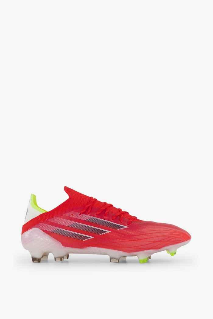 adidas Performance X Speedflow.1 FG chaussures de football hommes Couleur Rouge 2