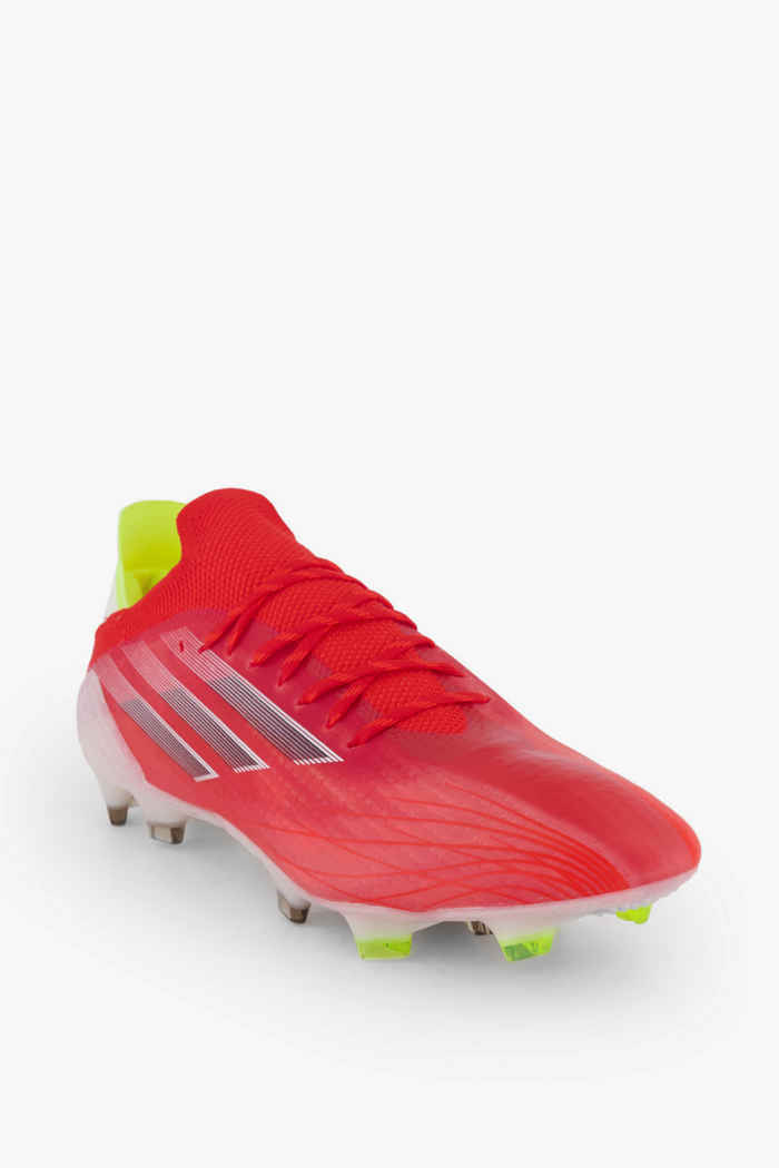 adidas Performance X Speedflow.1 FG Herren Fussballschuh Farbe Rot 1