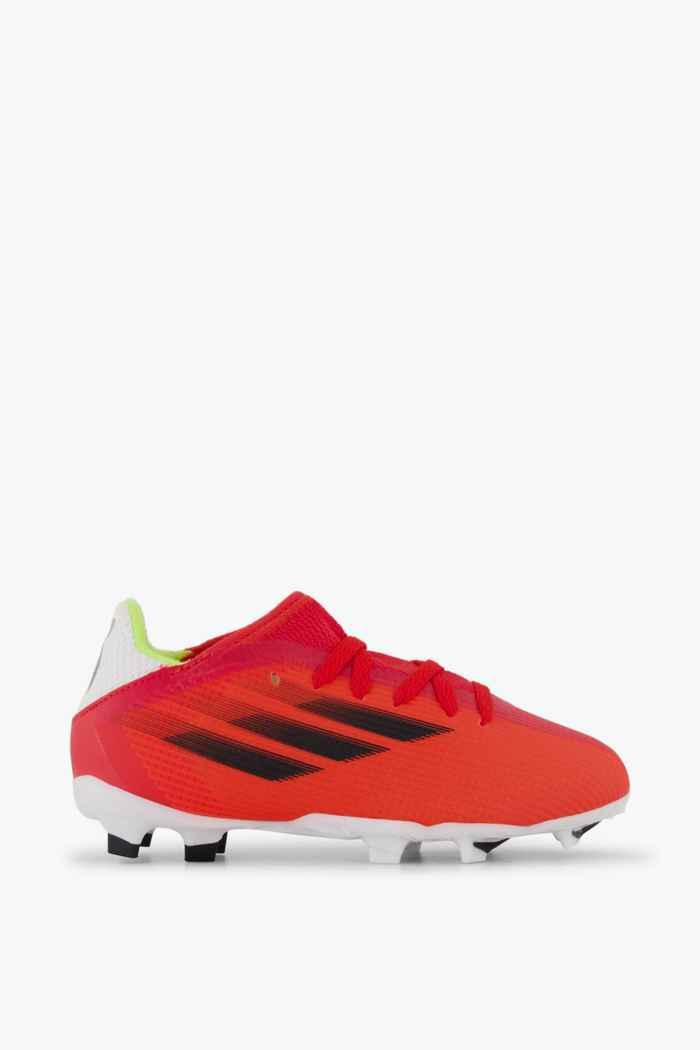adidas Performance X Speedflow.3 FG chaussures de football enfants 2