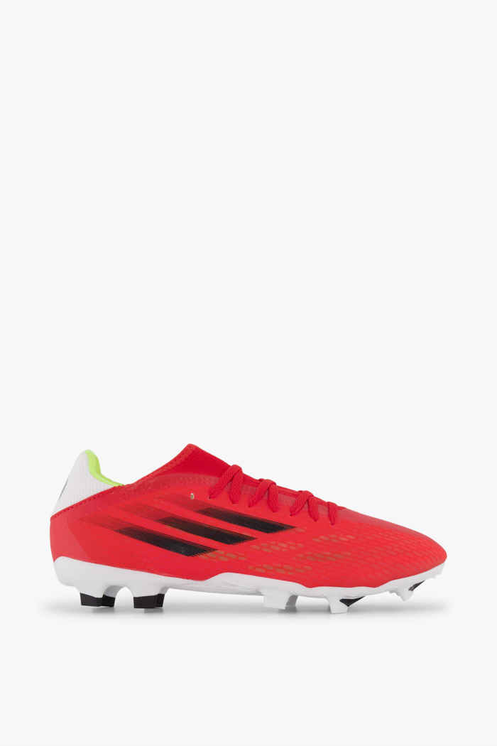 adidas Performance X Speedflow.3 FG chaussures de football hommes 2