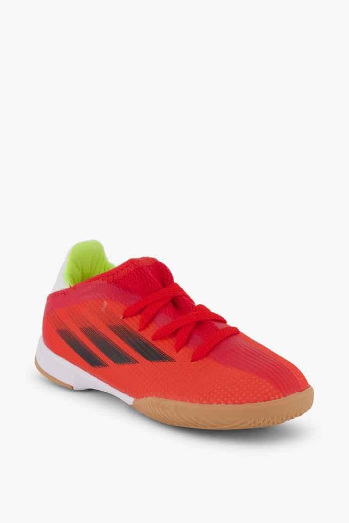 adidas Performance X Speedflow.3 IN chaussures de football enfants 1