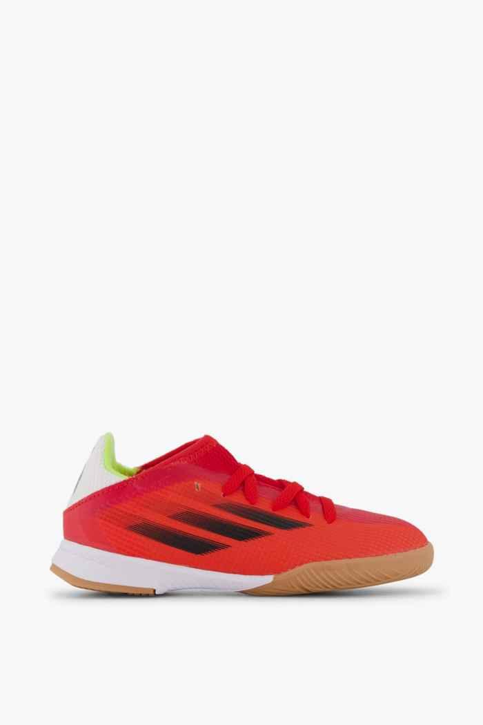 adidas Performance X Speedflow.3 IN chaussures de football enfants 2