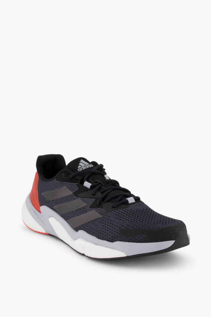 adidas Performance X9000L3 Herren Sneaker Farbe Schwarz-rot 1