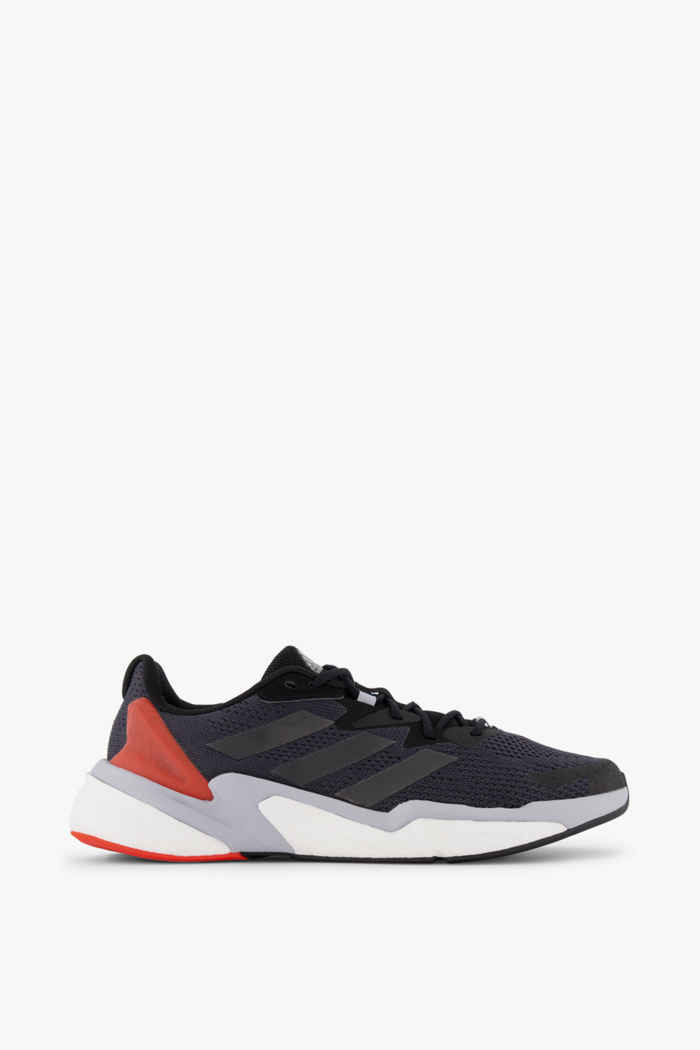 adidas Performance X9000L3 Herren Sneaker Farbe Schwarz-rot 2