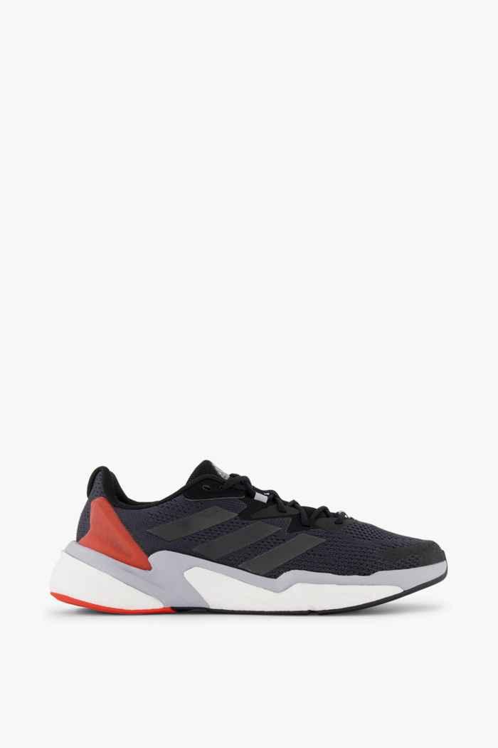 adidas Performance X9000L3 sneaker hommes Couleur Noir/rouge 2