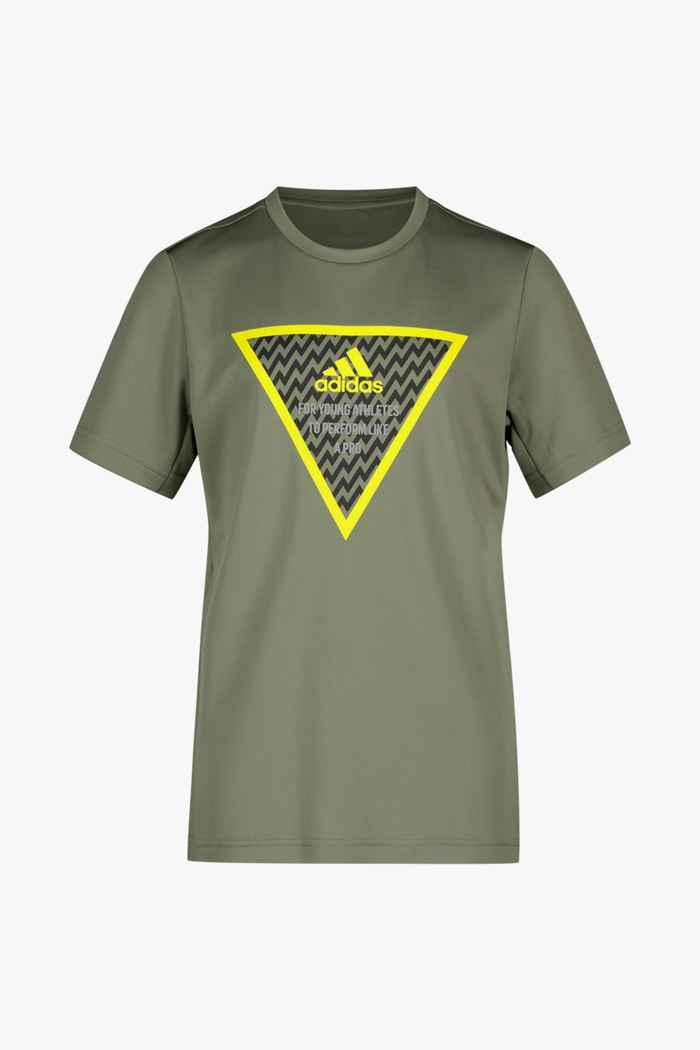 adidas Performance XFG t-shirt garçons 1