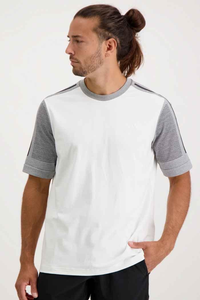 adidas Performance Z.N.E. Sportswear Aeroknit Herren T-Shirt 1