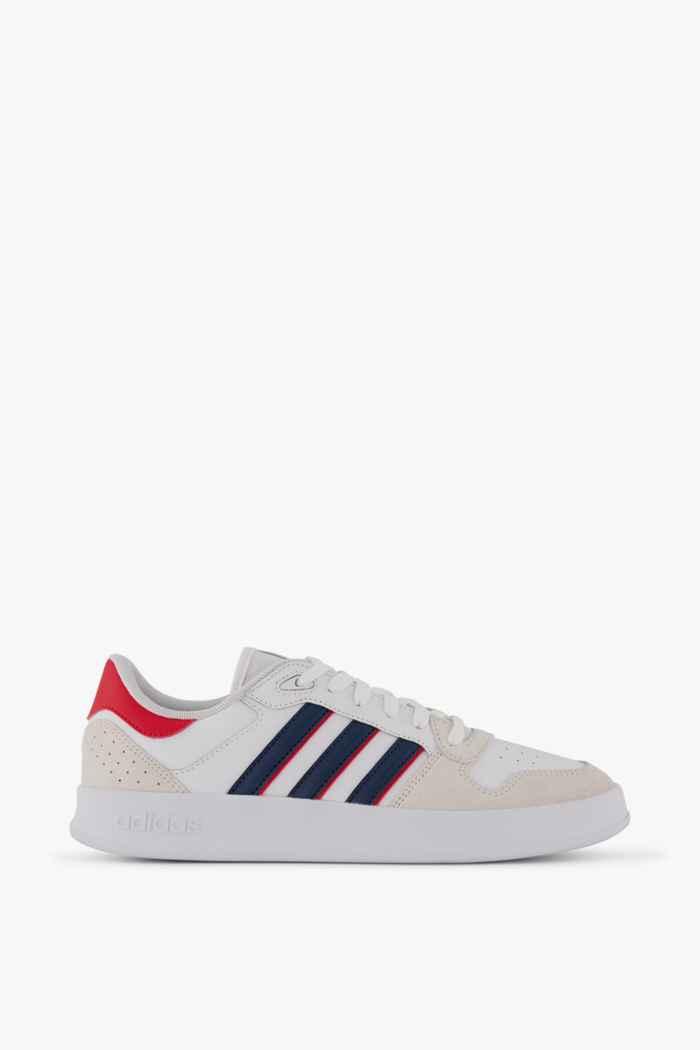 adidas Sport inspired Breaknet Plus Herren Sneaker Farbe Weiß-rot 2