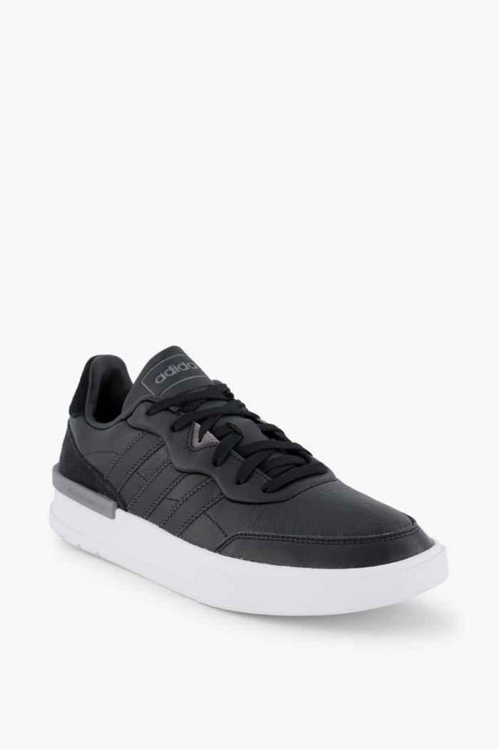 adidas Sport inspired Clubcourt sneaker hommes Couleur Noir-blanc 1