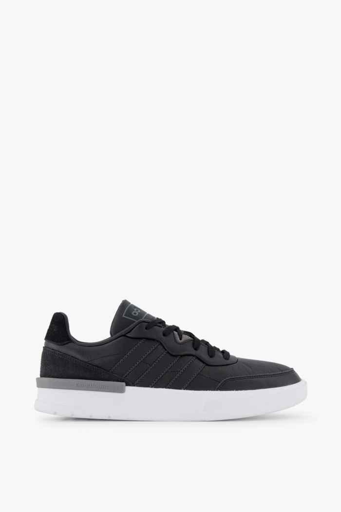 adidas Sport inspired Clubcourt sneaker hommes Couleur Noir-blanc 2