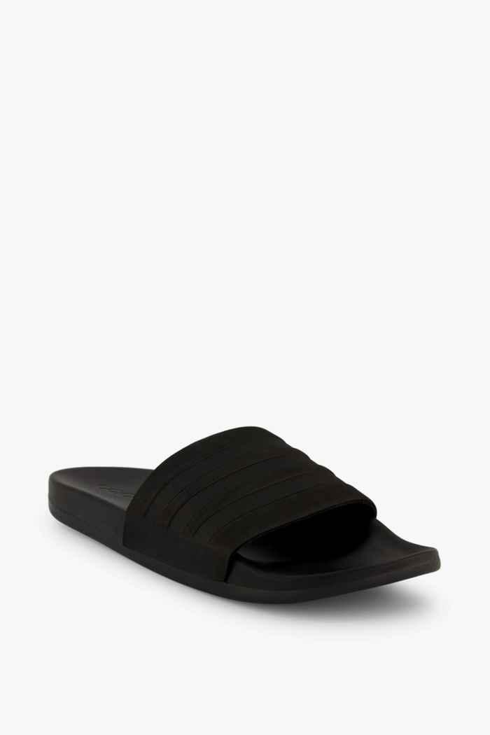 adidas Sport inspired Comfort Slipper Farbe Schwarz 1