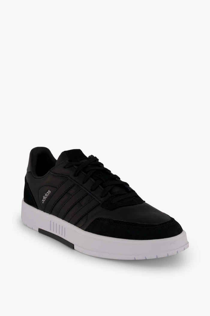 adidas Sport inspired Courtmaster sneaker uomo Colore Nero 1