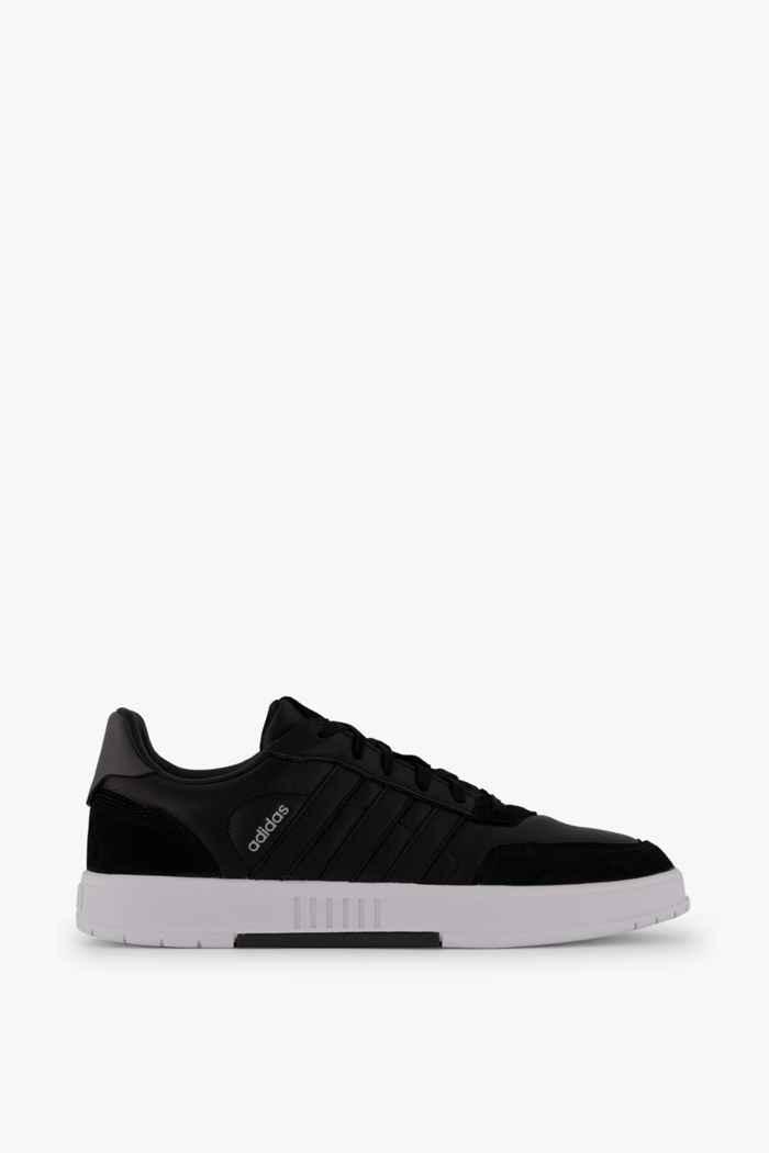 adidas Sport inspired Courtmaster sneaker uomo Colore Nero 2