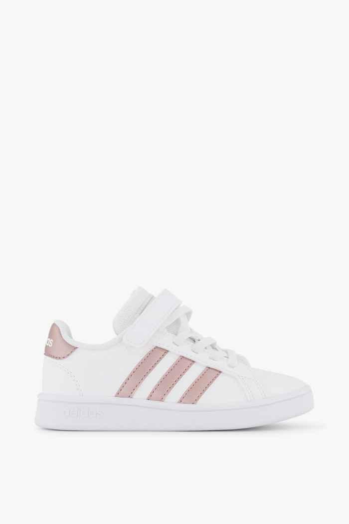 adidas Sport inspired Grand Court C Kinder Sneaker Farbe Weiß 2