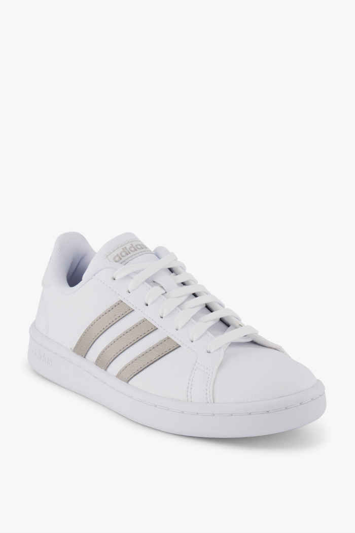 adidas Sport inspired Grand Court sneaker donna Colore Bianco 1