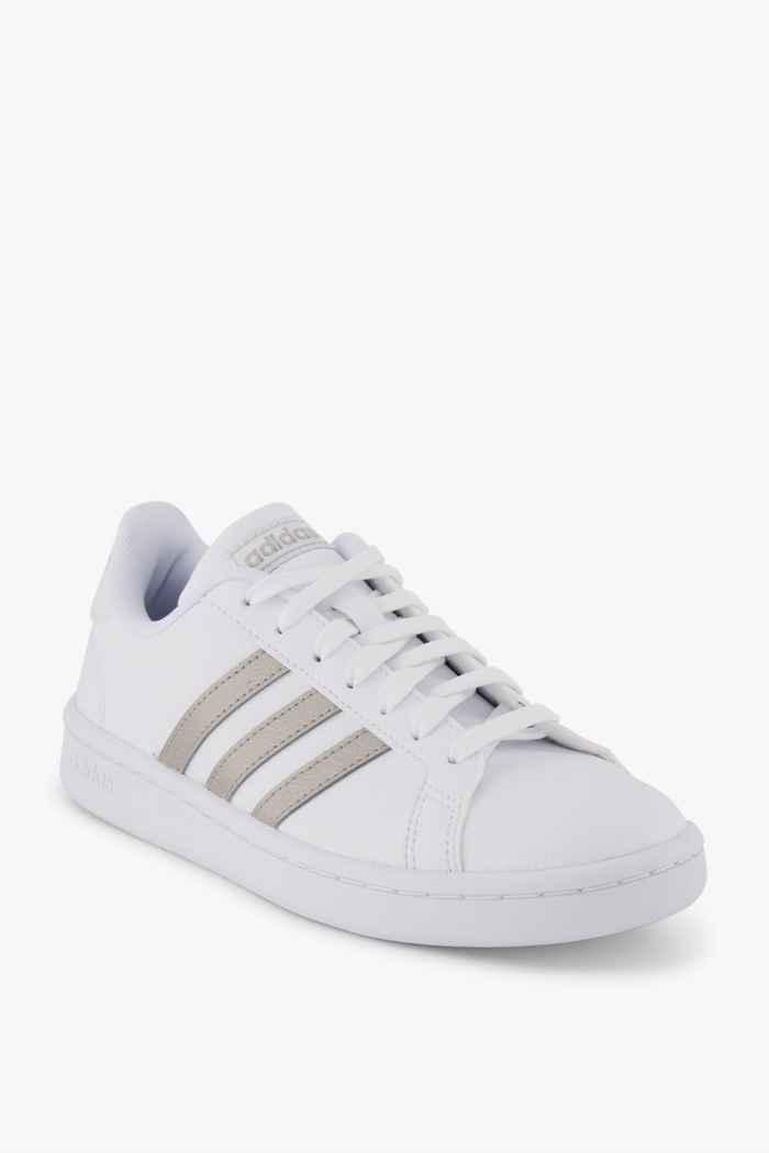 adidas Sport inspired Grand Court sneaker femmes Couleur Blanc 1