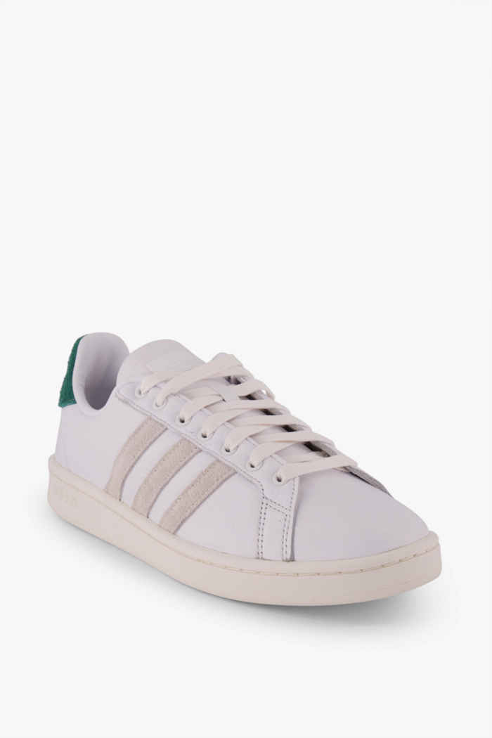 adidas Sport inspired Grand Court sneaker uomo Colore Bianco 1