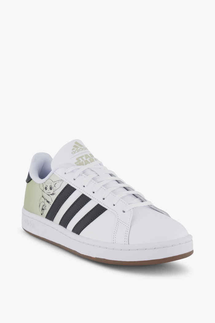 adidas Sport inspired Grand Court Star Wars sneaker hommes Couleur Blanc 1