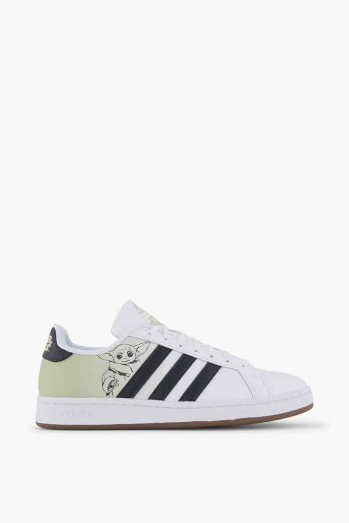 adidas Sport inspired Grand Court Star Wars sneaker hommes Couleur Blanc 2