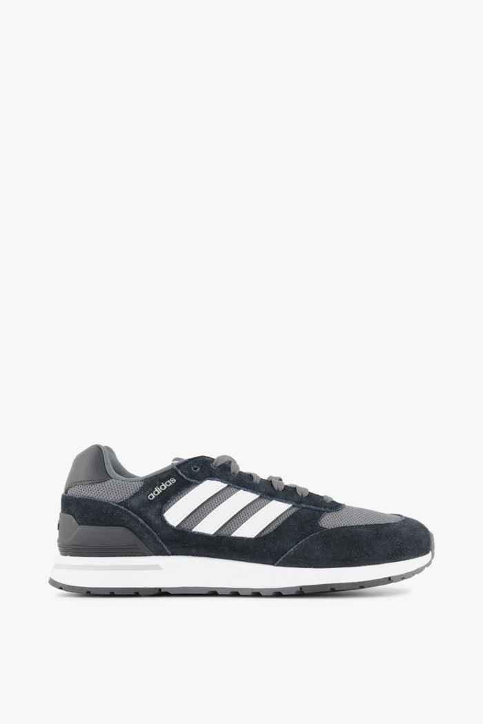 adidas Sport inspired Run 80s sneaker hommes Couleur Noir-blanc 2