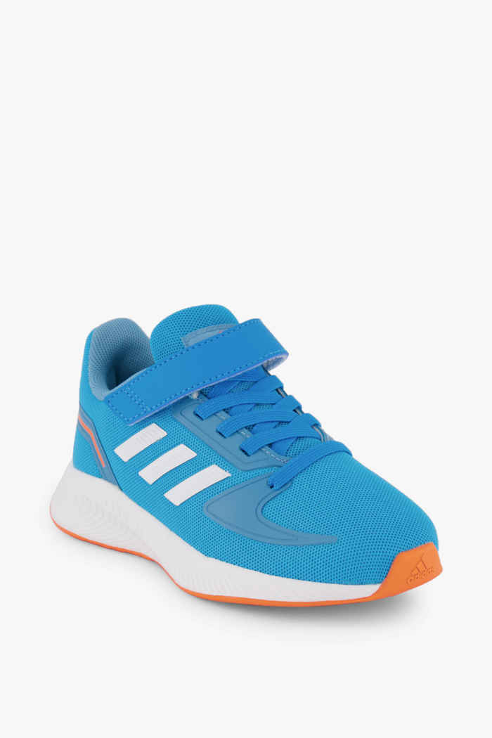 adidas Sport inspired Runfalcon 2.0 C chaussures de salle enfants Couleur Bleu 1