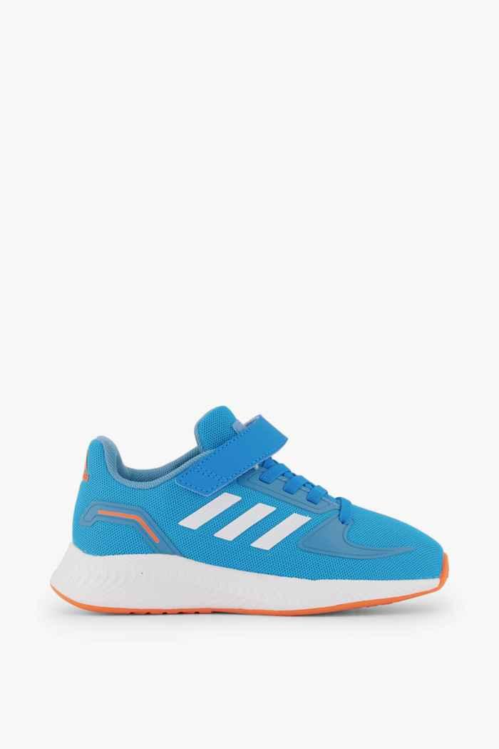 adidas Sport inspired Runfalcon 2.0 C chaussures de salle enfants Couleur Bleu 2