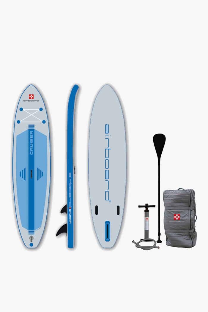 Airboard Cruiser Stand Up Paddle (SUP) 2021 1