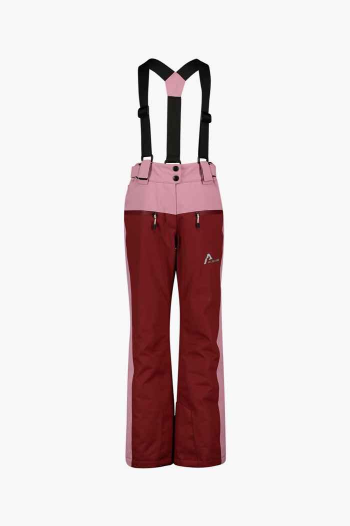 Albright Bormio pantalon de ski filles 1