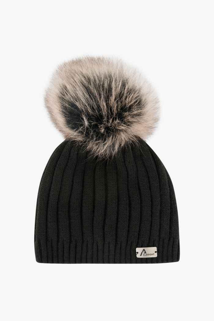 Albright chapeau femmes Couleur Noir 1