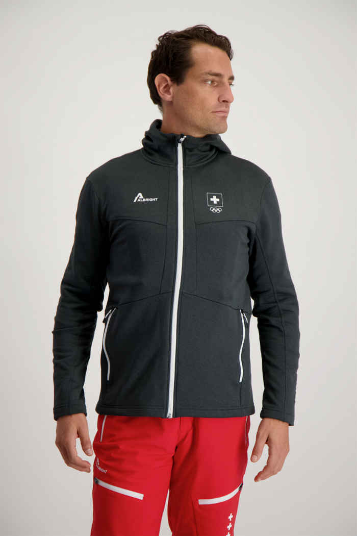 Albright Garmisch Swiss Olympic Herren Midlayer 1